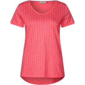 Damen T-shirt Naemi mit Minimalprint