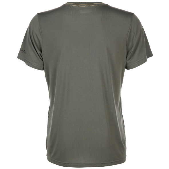 Herren Outdoor Shirt mit Frontprint