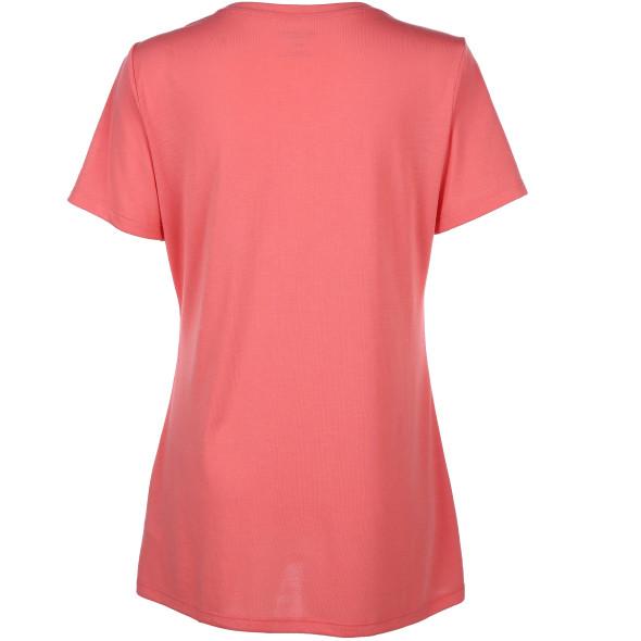 Damen Outdoor Shirt mit Frontprint