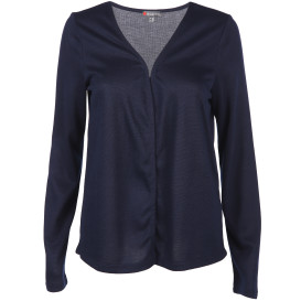 Damen Cardigan in Feinstrick