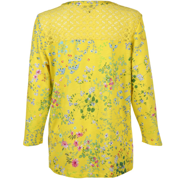 Damen Shirt im floralen Look