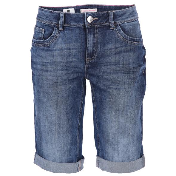 Damen Jeans Bermuda in Casual Fit