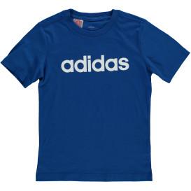 Jungen Sport Shirt mit Logoprint