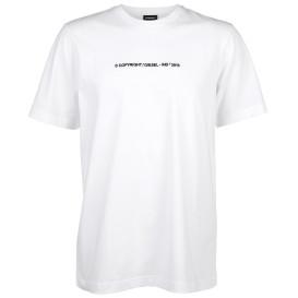Herren Diesel T-Shirt mit gesticktem Schriftzug