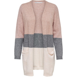 Only ONLQUEEN L/S LONG CAR Cardigan