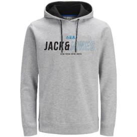 Jack&Jones JCOMONDO SWEAT Sweatshirt mit Kapuze