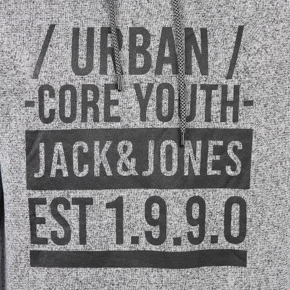 Jack&Jones JCOBAY SWEAT HOOD Sweatshirt mit Kapuze