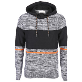 Jack&Jones JCOMARKUS KNIT HOOD Sweatshirt mit Kapuze