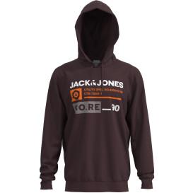 Jack&Jones  JCOJAMMIN SWEAT HOOD Sweatshirt mit Kapuze