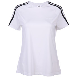 "Damen Sport Shirt ""Design to move 3 stripes tee"""