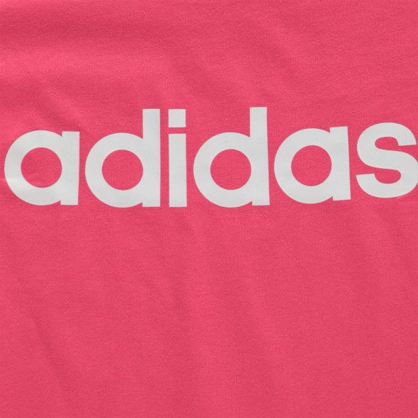 Mädchen Sport Shirt mit Logoprint
