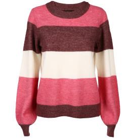 Vero Moda VMABBIA LS O-NECK BLO Pullover