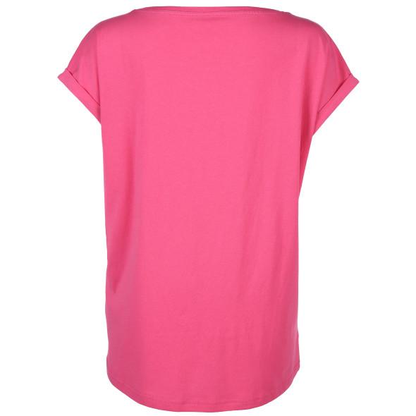 Damen Tom Tailor Shirt mit Frontprint