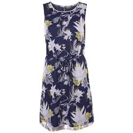 Damen Kleid aus Chiffon