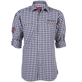 Herren Trachten Hemd