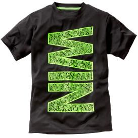 Jungen Sport Shirt mit Neonprint