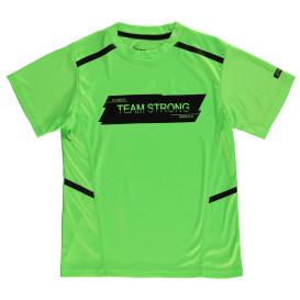 Jungen Sport Shirt in Neonfarbe