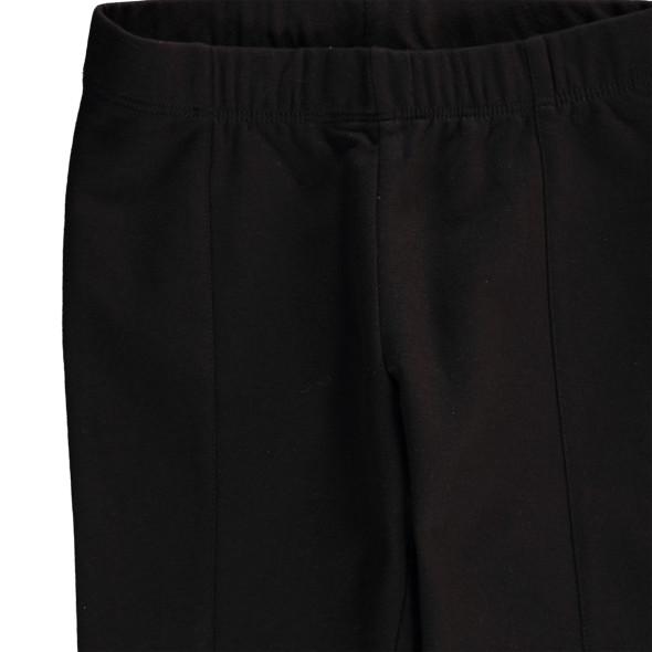 Mädchen Leggings mit Teilungsnaht