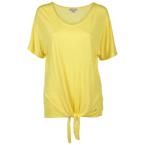 Damen Shirt mit Bindeknoten