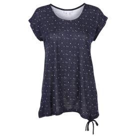 Dame Shirt mit Minimalprint
