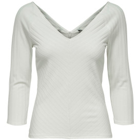 Damen Only Top mit 3/4 Arm