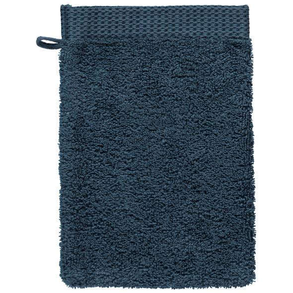 Waschhandschuh mit Federborte 18x24cm