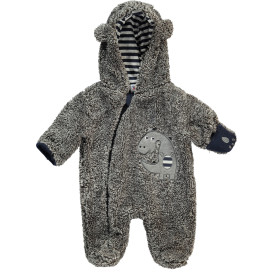 Baby Jungen Overall mit vielen Details