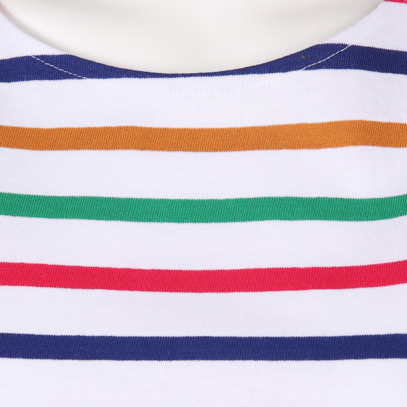 Damen Scotch&Soda Langarmshirt mit Streifen