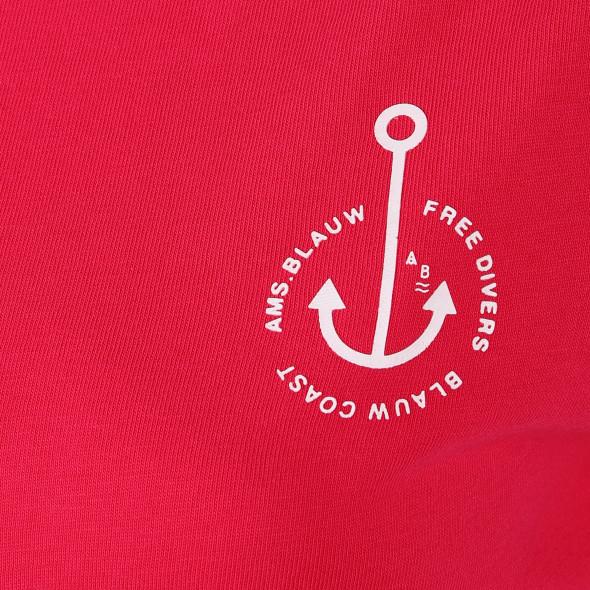 Damen Scotch&Soda Shirt mit Print