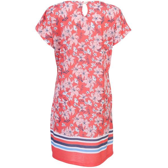 Damen Kleid im floralen Dessin