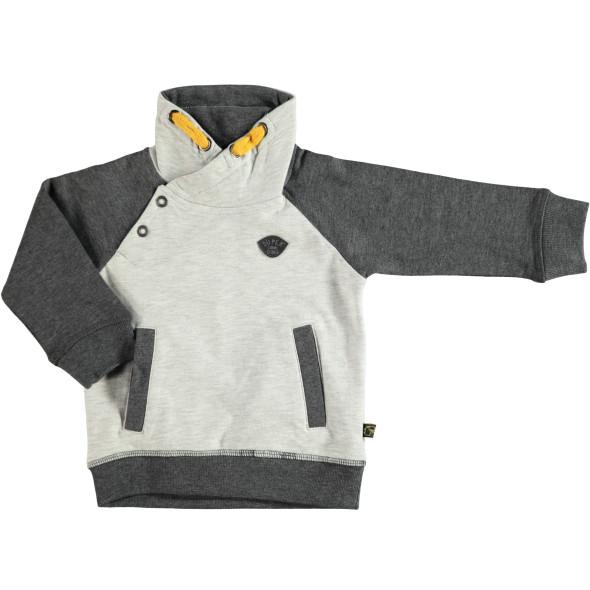 Baby Sweatshirt mit Turtle Neck