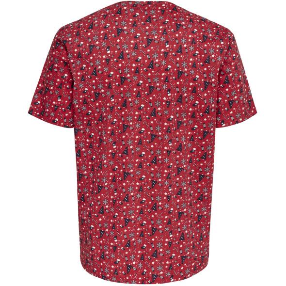 Only & Sons ONSAKASUT SS AOP REG T-Shirt