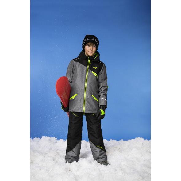 Kinder Skijacke mit Kapuze