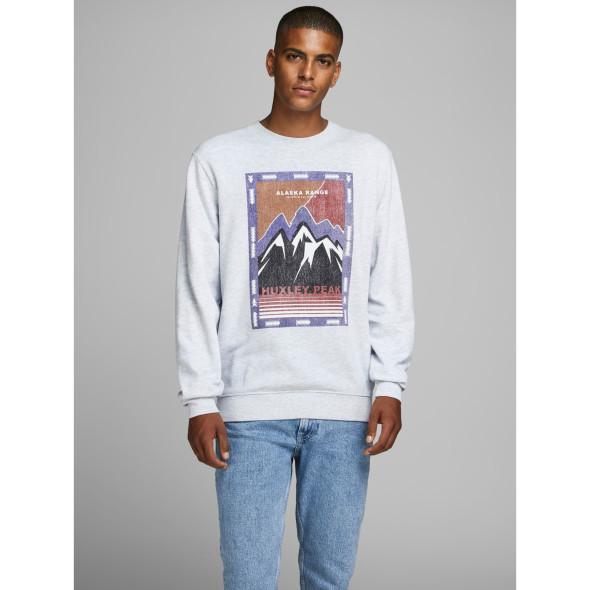 Jack&Jones JORMANJARO SWEAT CREW Sweatshirt