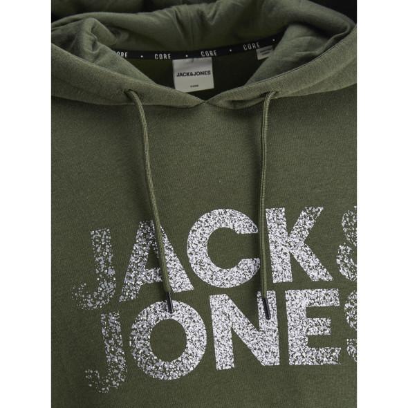 Jack&Jones JCOTHUNDER SWEAT HOOD Hoodie mit Kapuze