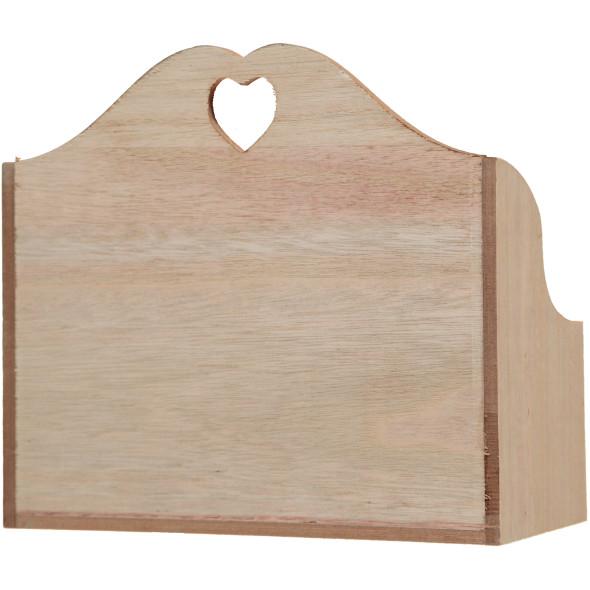Organizer Holz 23x10x21