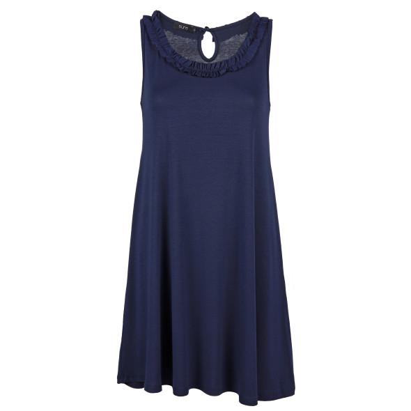 Damen Kleid mit Rüschen