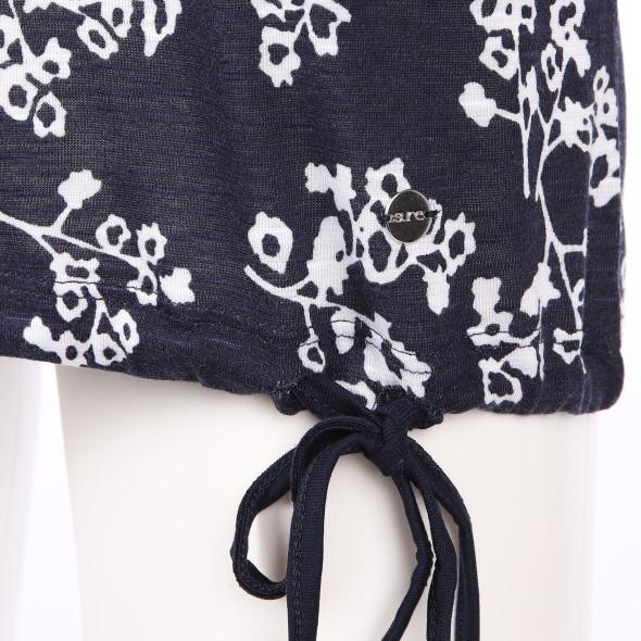 Damen Top mit floralem Muster