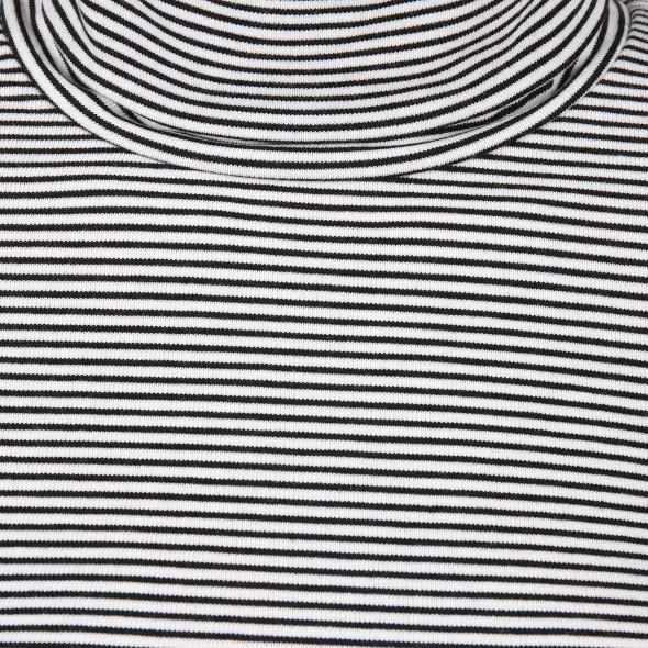 Damen Rolli-Shirt, gestreift