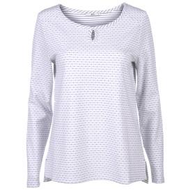 Damen Shirt mit Minimaplrint