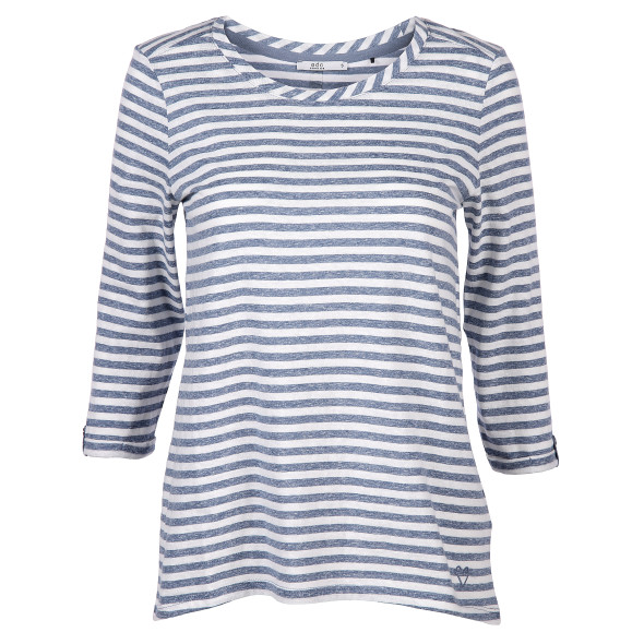 Damen Shirt mit Streifen