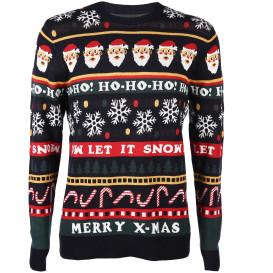 Jack&Jones JOR JOLLY KNIT CREW NE Strick-Weihnachtspullover