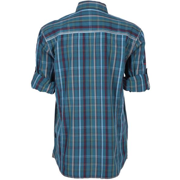 Herren Freizeithemd mit Brusttaschen