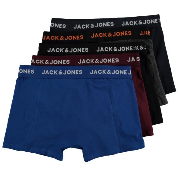 Jack&Jones JACBLACK FRIDAY TRUNK Retro Boxershorts im 5er Pack