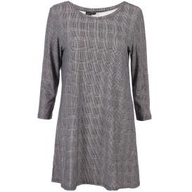 Damen Longshirt im Alloverprint