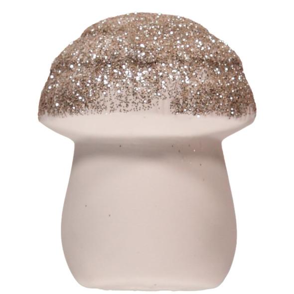 Keramik Pilz 5,8x5,5x6,8cm