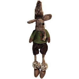 Stoff-Figur Mäusedame oder Herr 45cm hoch