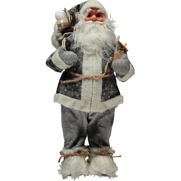 Dekofigur Santa, Größe 60cm