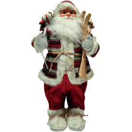 Dekofigur Santa, 60cm hoch