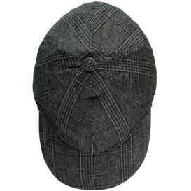 Herren Basecap im Wollmix